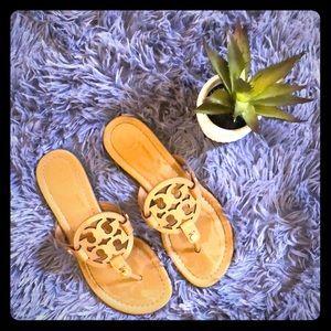 Gorgeous New Tory Burch Miller Sandals